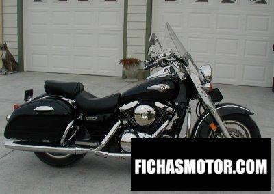 Imagen moto Kawasaki vn 1500 Classic tourer fi año 2003