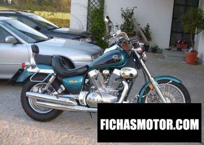 Imagen moto Kawasaki vn 1500 vulcan año 1995