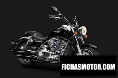 Imagen moto Kawasaki vn 1700 Classic año 2011