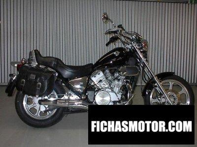 Imagen moto Kawasaki vn 750 año 1994