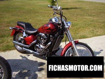 Imagen moto Kawasaki vn 800 año 1997