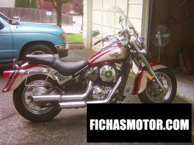Imagen moto Kawasaki vn 800 Classic año 2000