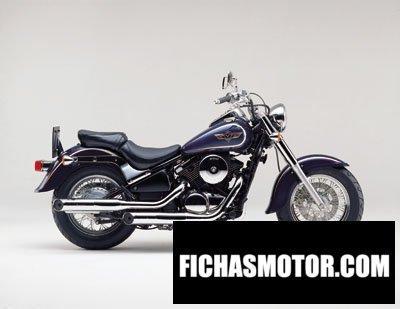 Imagen moto Kawasaki vn 800 Classic año 2001
