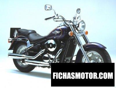 Imagen moto Kawasaki vn 800 Classic año 2002