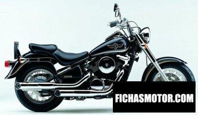 Imagen moto Kawasaki vn 800 Classic año 2003