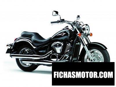 Imagen moto Kawasaki vn 900 Classic año 2011