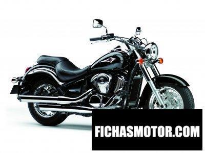 Imagen moto Kawasaki vn 900 Classic año 2012