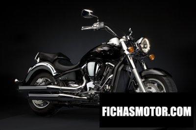 Imagen moto Kawasaki vn2000 Classic año 2009