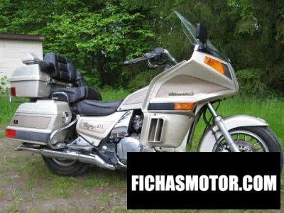 Ficha técnica Kawasaki voyager xii 1998