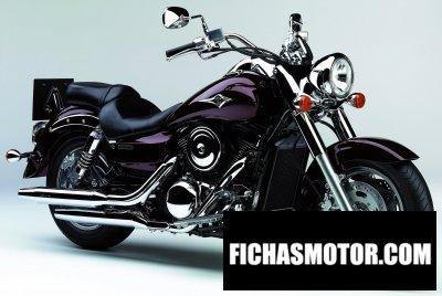 Imagen moto Kawasaki vulcan 1600 Classic año 2005