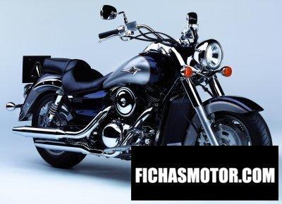 Imagen moto Kawasaki vulcan 1600 Classic año 2006