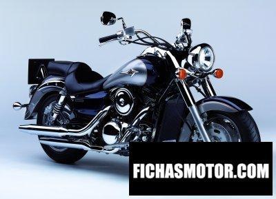 Imagen moto Kawasaki vulcan 1600 Classic año 2007