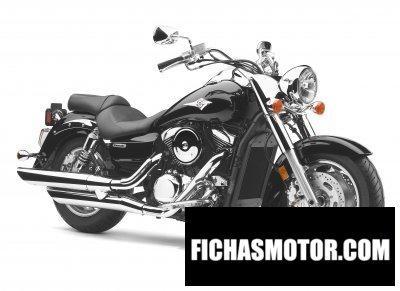 Imagen moto Kawasaki vulcan 1600 Classic año 2008