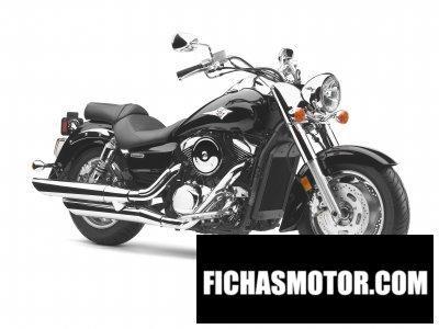 Imagen moto Kawasaki vulcan 1600 Classic año 2009