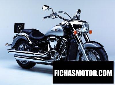 Imagen moto Kawasaki vulcan 2000 año 2007