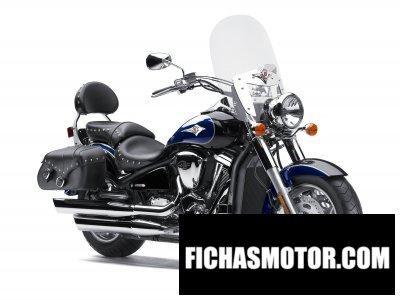 Imagen moto Kawasaki vulcan 2000 Classic lt año 2011