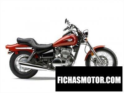 Imagen moto Kawasaki vulcan 500 ltd año 2010