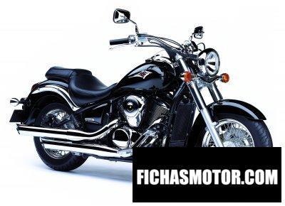 Imagen moto Kawasaki vulcan 900 Classic año 2007