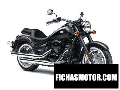 Imagen moto Kawasaki Vulcan 900 Classic año 2019