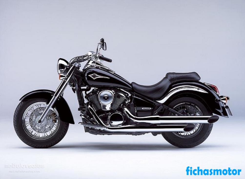 Ficha técnica Kawasaki Vulcan 900 Classic 2020