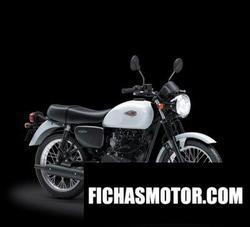 Imagen moto Kawasaki w175 2018