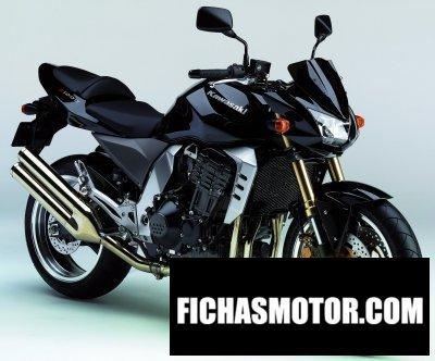 Ficha técnica Kawasaki z 1000 2005