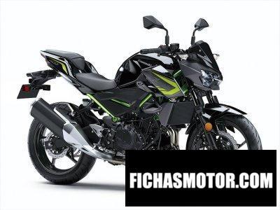 Imagen moto Kawasaki Z 400 ABS año 2020