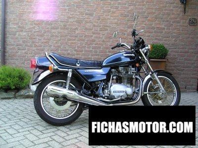 Imagen moto Kawasaki z 750 año 1978