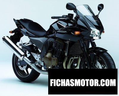 Imagen moto Kawasaki z 750 s año 2005