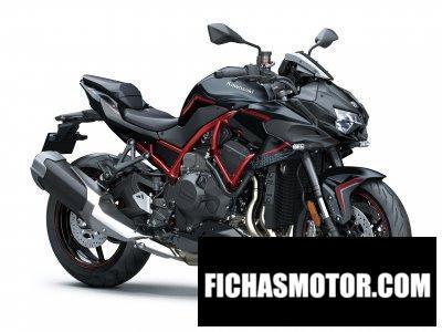 Ficha técnica Kawasaki Z H2 2020