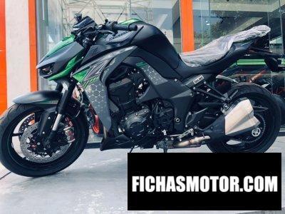 Imagen moto Kawasaki Z1000 año 2019