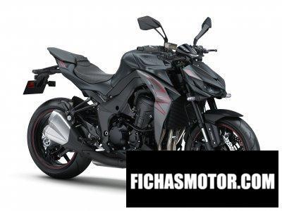 Imagen moto Kawasaki Z1000 año 2020