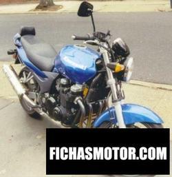 Imagen moto Kawasaki zr-7 2000