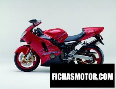 Ficha técnica Kawasaki zx-12r ninja 2001