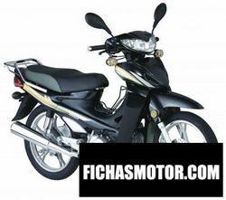 Imagen moto Keeway cub partner 100 2007