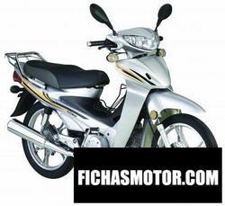 Imagen moto Keeway cub partner 110 2007