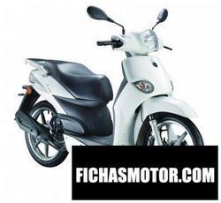Imagen moto Keeway goccia 50 2013