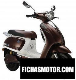 Imagen moto Keeway goccia egora sl 2012