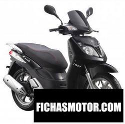 Imagen moto Keeway link 150 2013