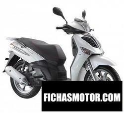 Imagen moto Keeway logik 125 2013