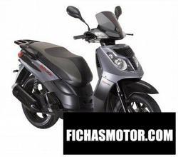 Imagen moto Keeway outlook sport 150 2010