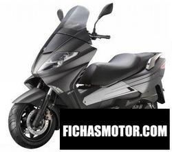 Imagen moto Keeway silverblade 250 2013