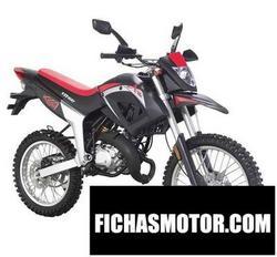 Imagen moto Keeway xrays 50 2008