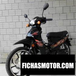 Imagen moto Kenbo KB125 2020