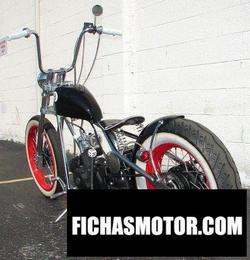 Imagen moto Kikker 5150 hardknock frisco bobber 2010