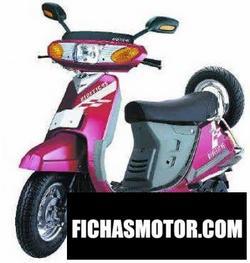 Imagen moto Kinetic 4s 2011