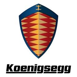 Logo de la marca Koenigsegg
