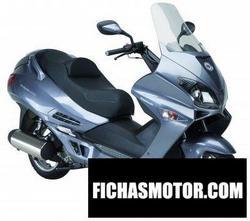 Imagen moto Kreidler insignio 250 smokey 2010