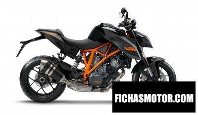Imagen moto Ktm 1290 super duke r año 2016