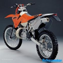 Imagen moto Ktm 200 exc 2010
